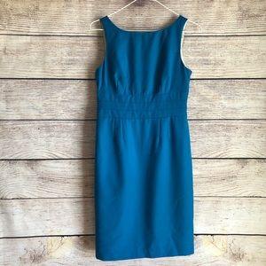 Banana Republic Cornflower Blue Shift Dress
